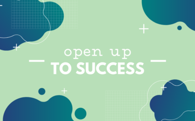 Open up tosuccess