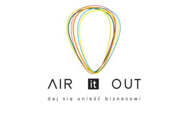 Pierwszy zjazd Air it Out!