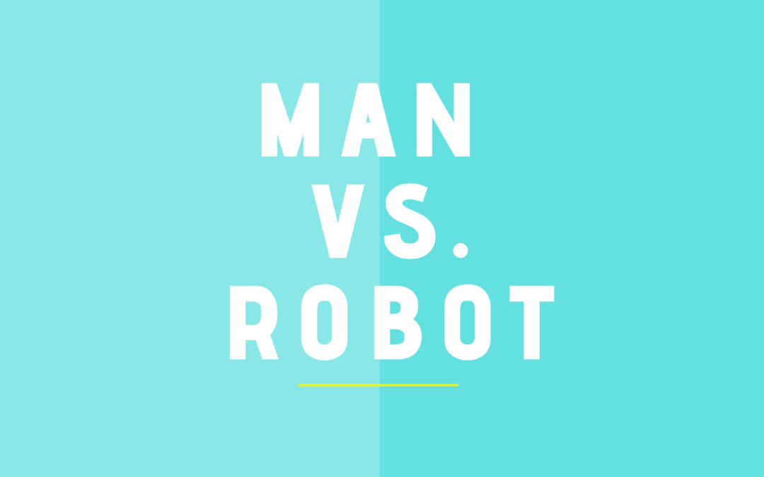 Robot VS Człowiek