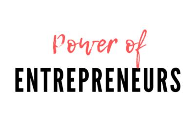 Power of Enterpreneurs