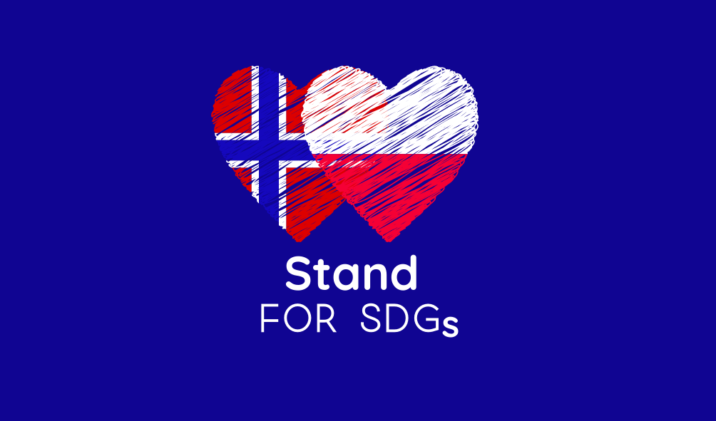 Stand for SDGs