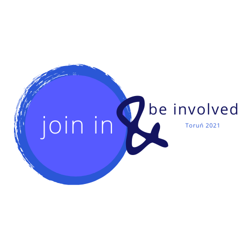 Join in & be involved
