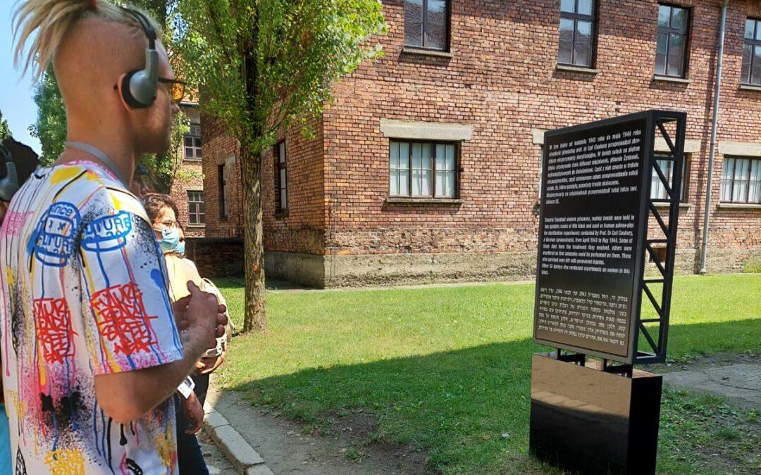 Odwiedziliśmy Auschwitz-Birkenau!