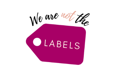 Weare not the labels!